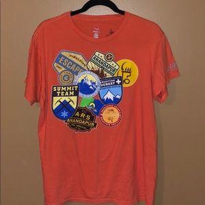 Disney's Animal Kingdom Expedition Everest T-shirt